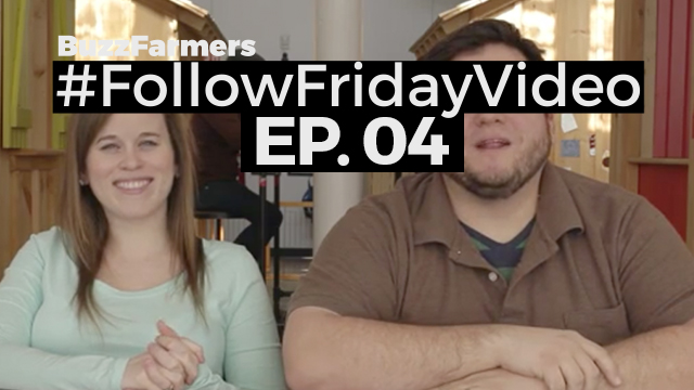 #FollowFridayVideo Episode 04 With  Erin Ollila